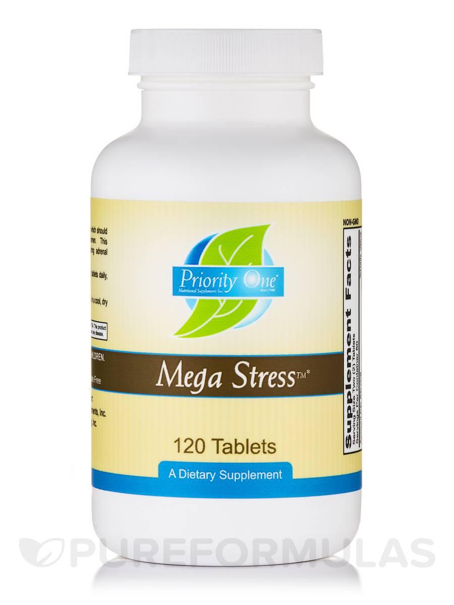 Mega Stress - 120 Tablets