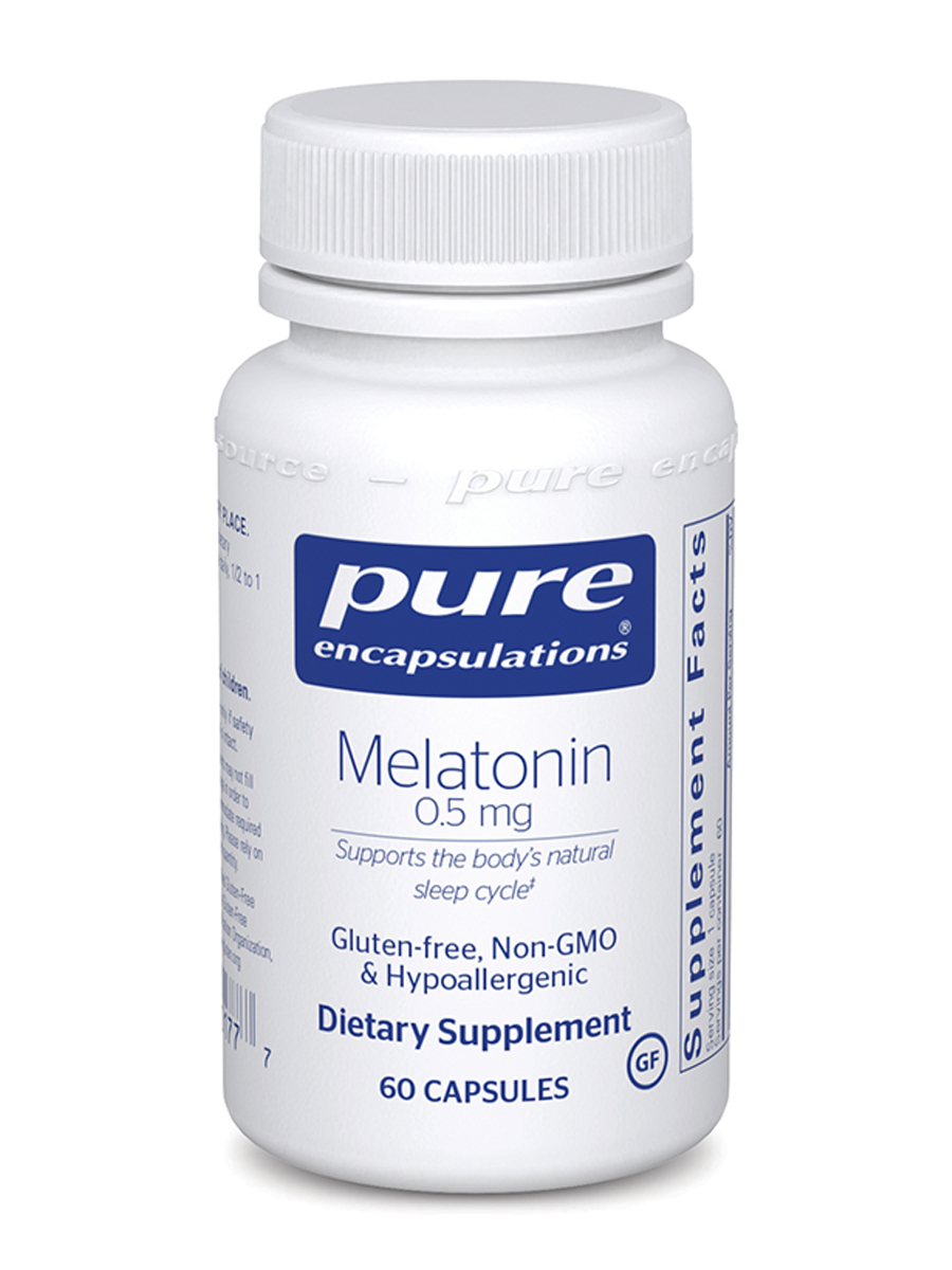 Melatonin 0.5 mg - 60 Capsules
