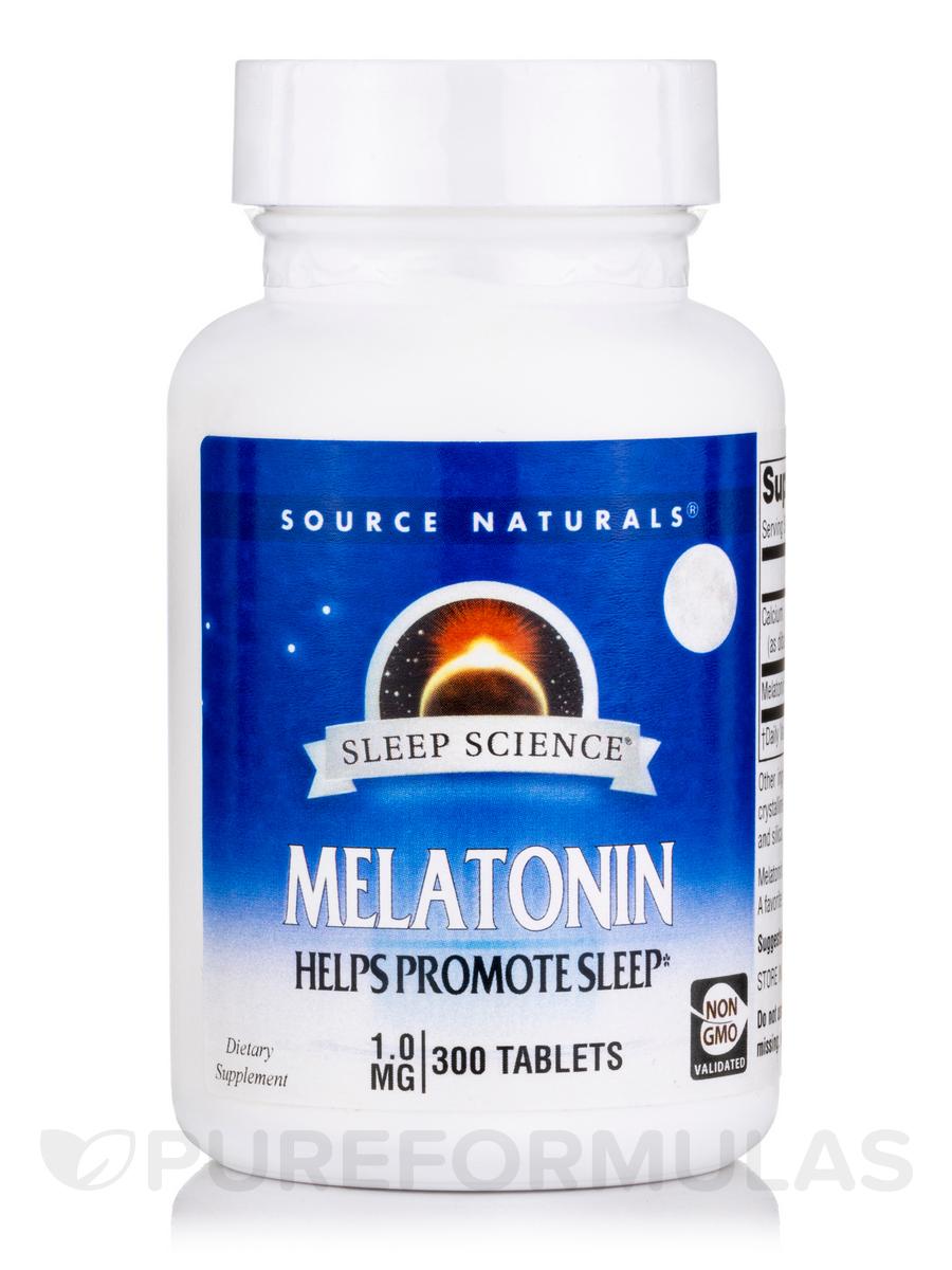 300 mg melatonin