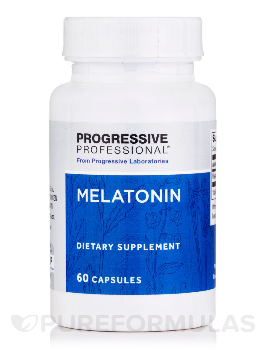 Melatonin 3 mg - 60 Capsules