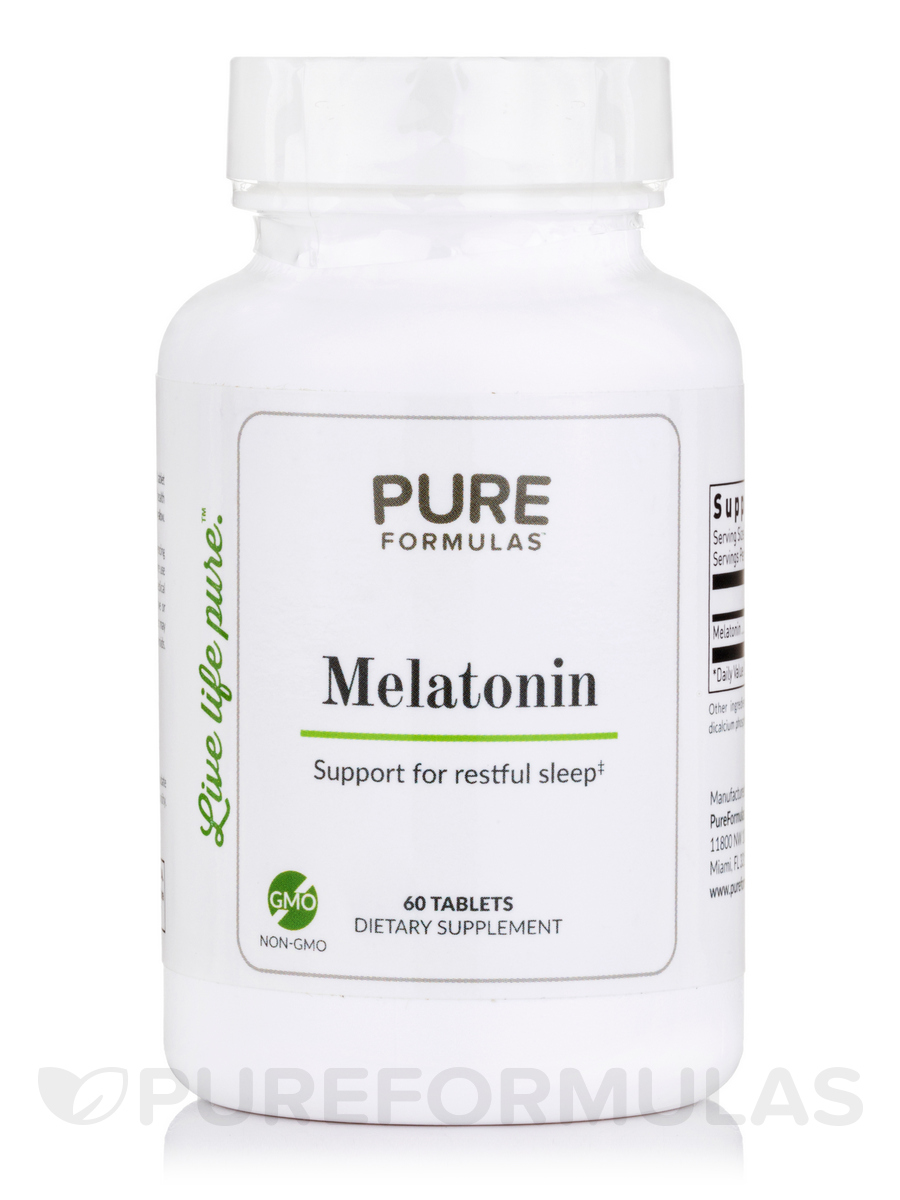 Melatonin - 60 Tablets
