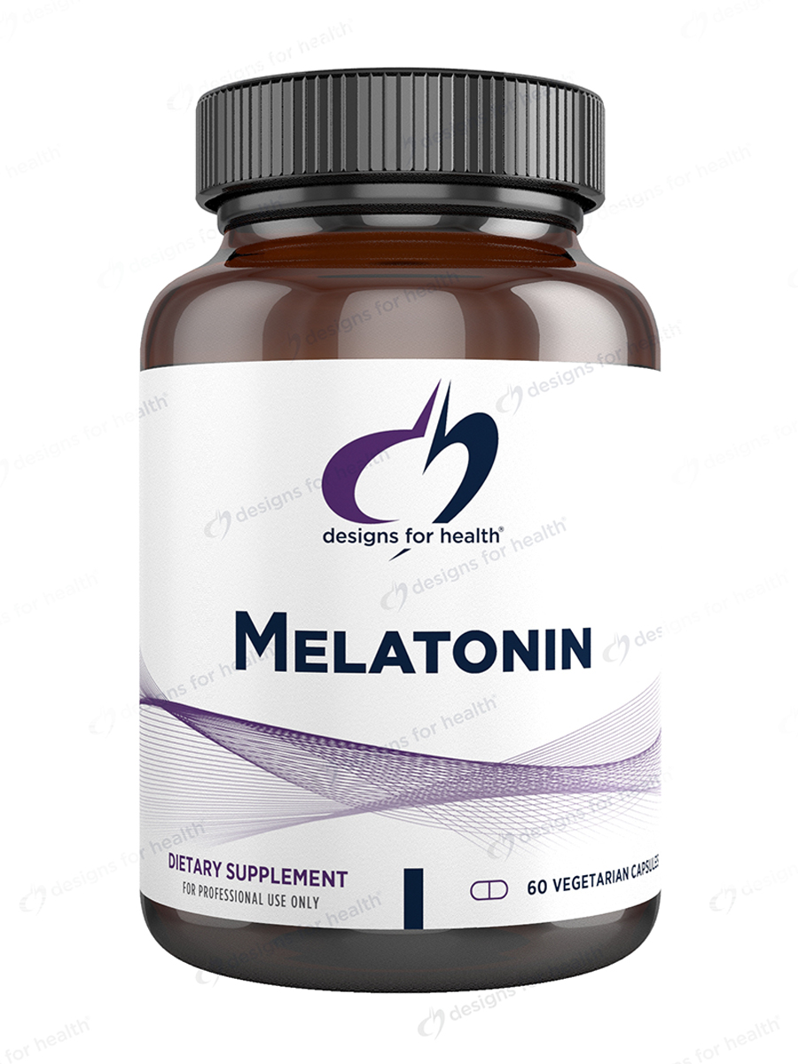 Melatonin - 60 Vegetarian Capsules