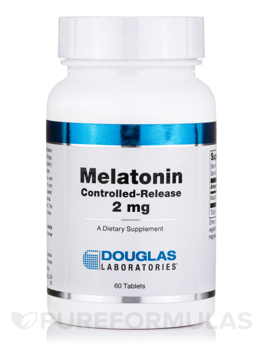 Melatonin Control Released 60 Tablets