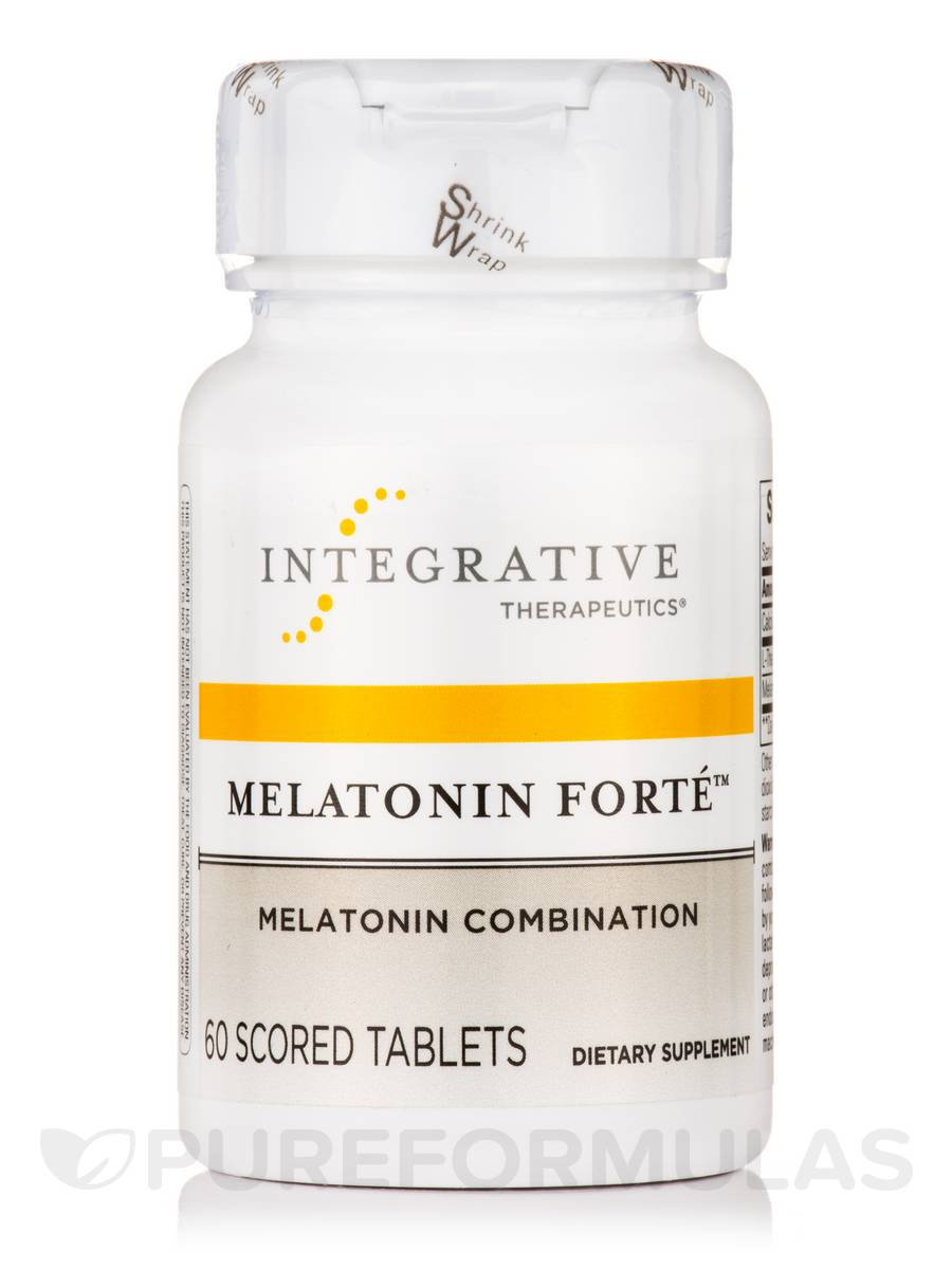 Melatonin Forte™ - 60 Scored Tablets