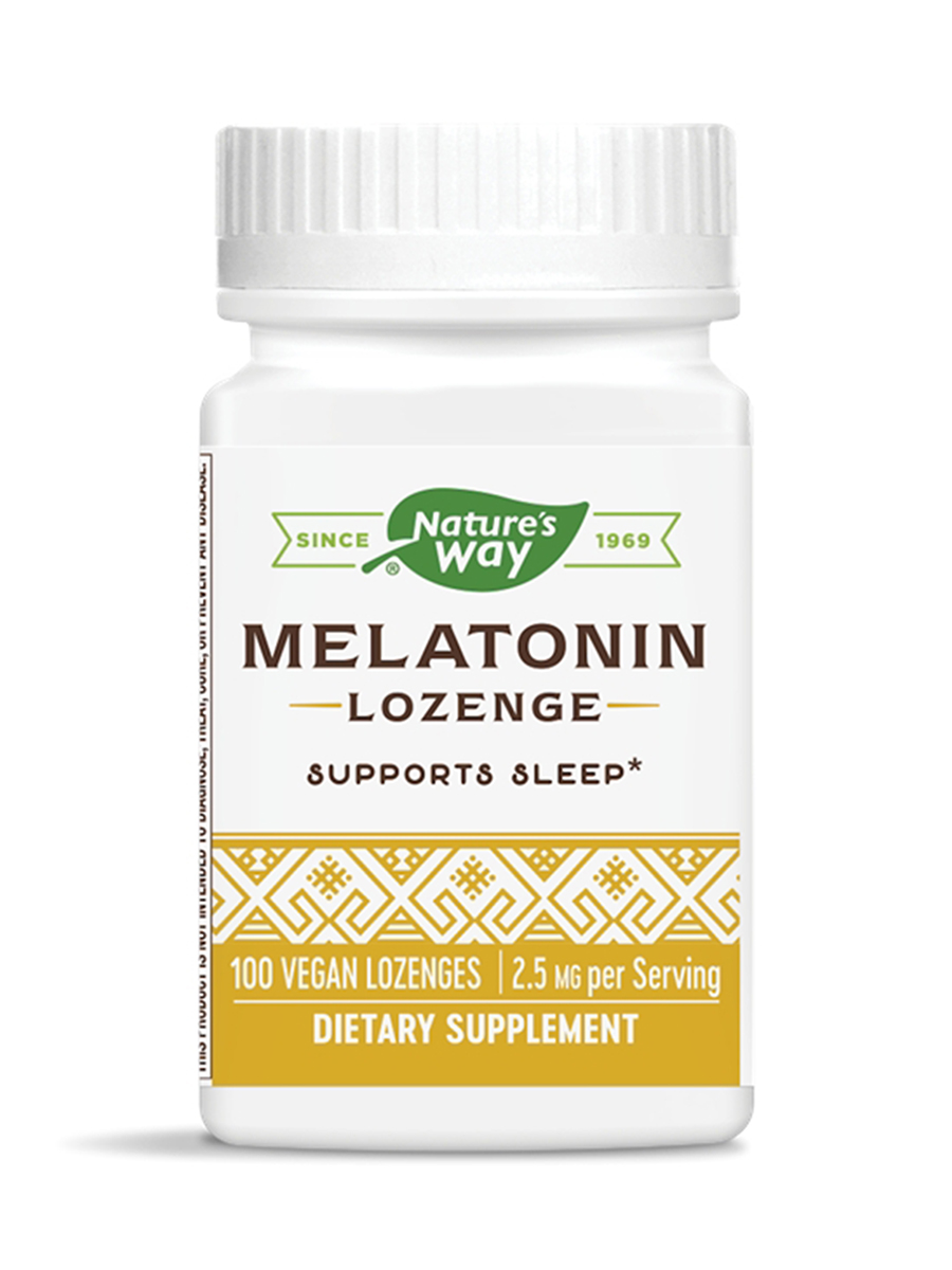 Melatonin (Fruit Flavor) 2.5 mg - 100 Lozenges