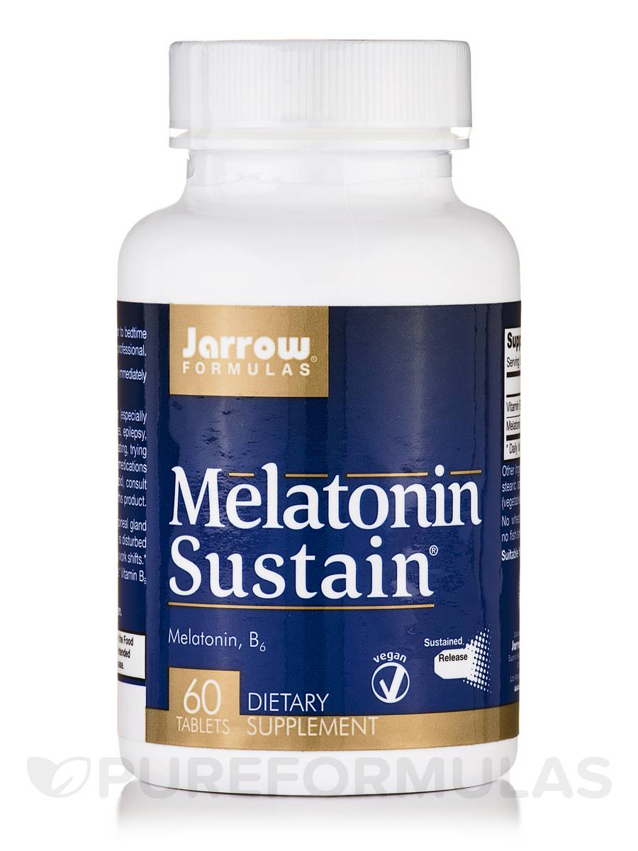 Melatonin Sustain 1 mg - 60 Tablets