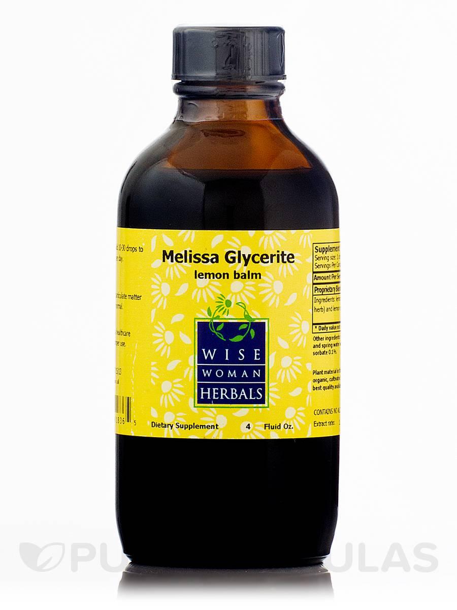 Melissa (Lemon Balm Glycerite) - 4 fl. oz