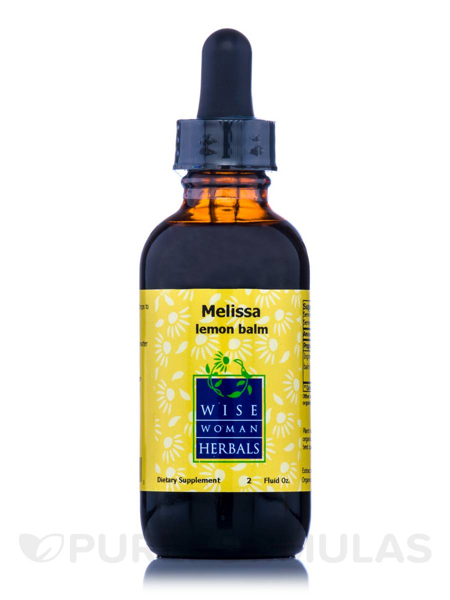Melissa Officinalis (Lemon Balm) - 2 fl. oz