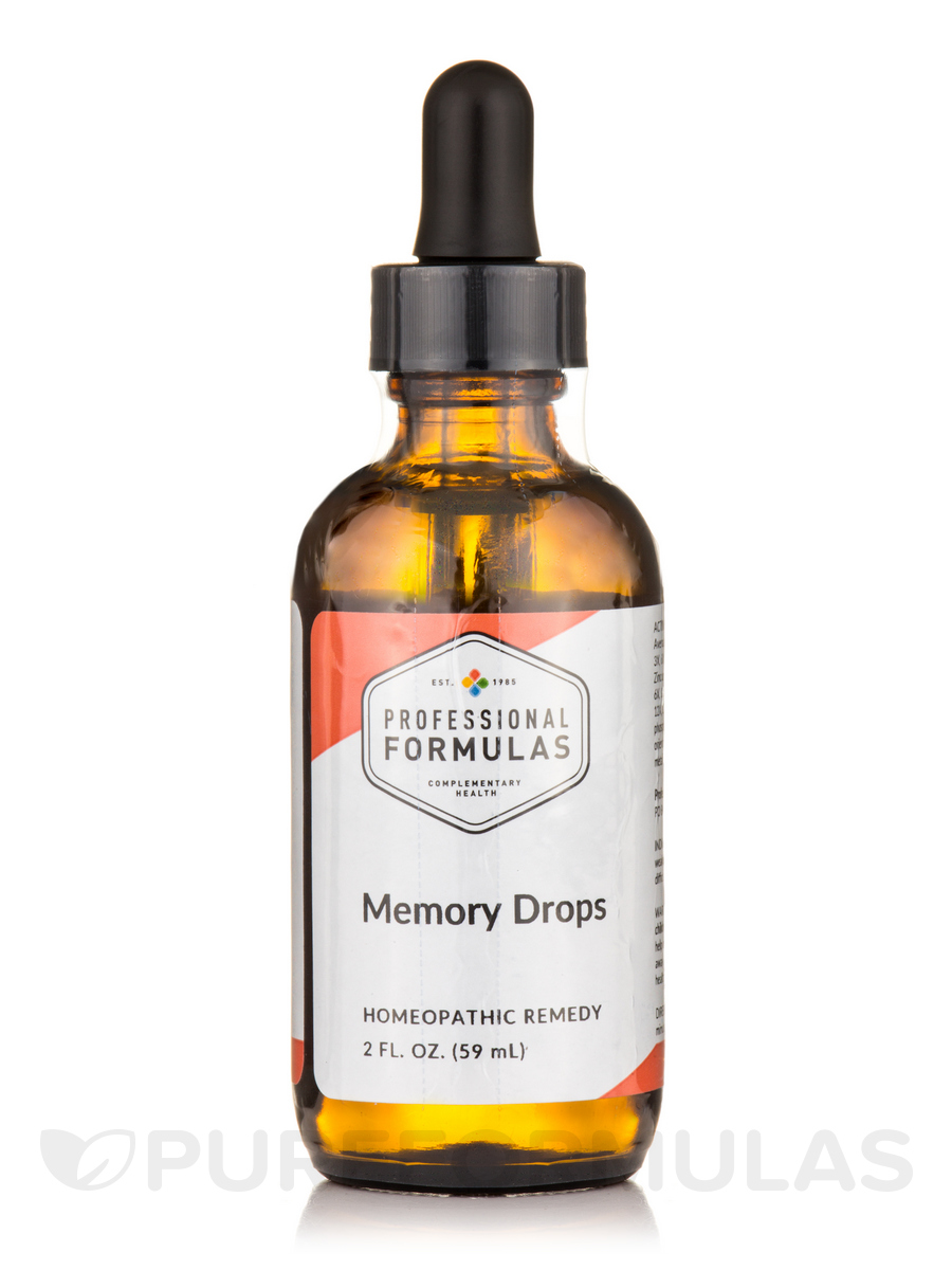 Memory Drops - 2 fl. oz (60 ml)