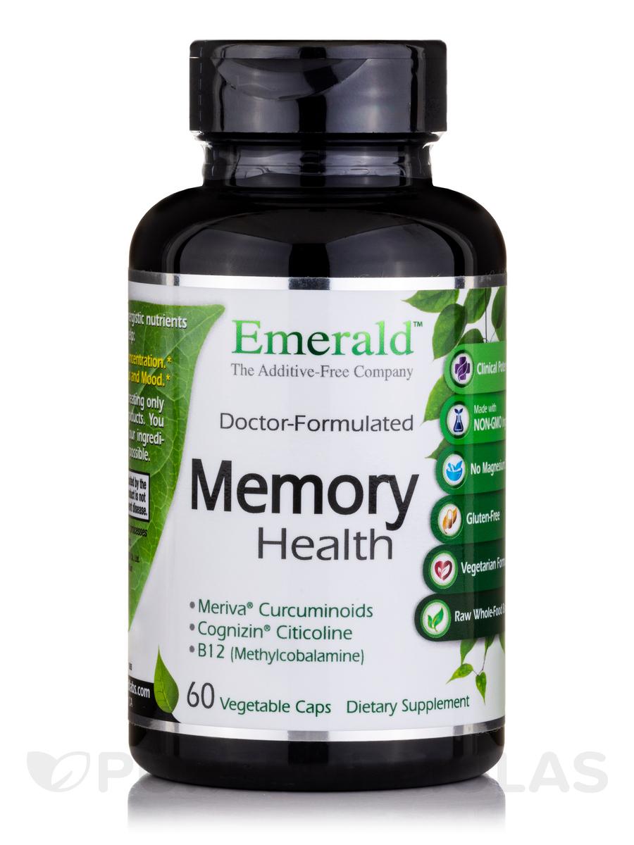 Memory Health - 60 Capsules