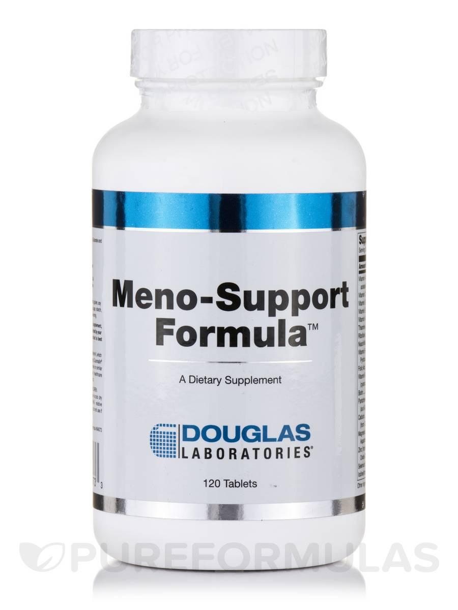 Meno-Support Formula - 120 Tablets