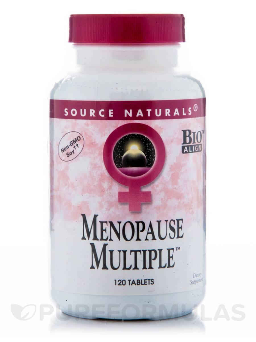Menopause Multi - 120 Tablets