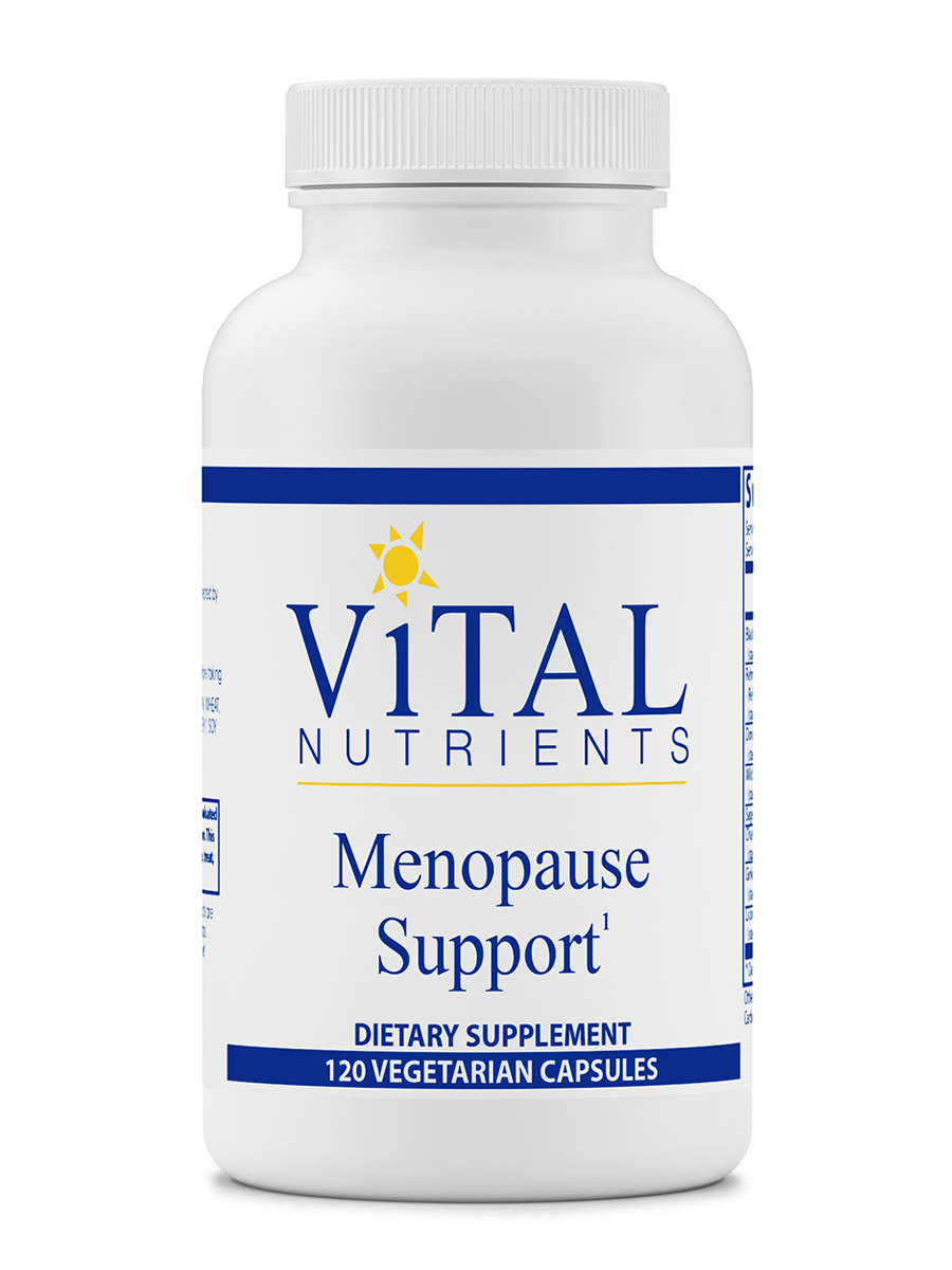 Menopause Support - 120 Vegetable Capsules