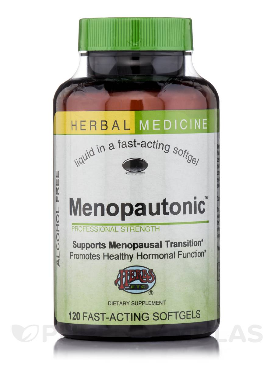 Menopautonic™ - 120 Softgels