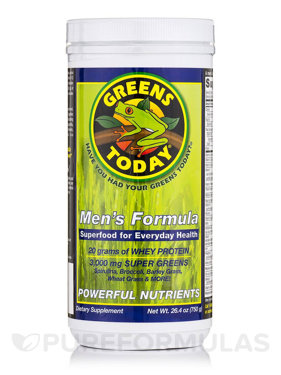 Men's Formula - 26.4 oz (750 Grams)