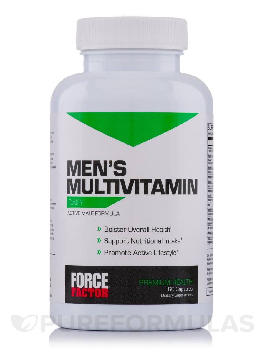Men's Multivitamin - 60 Capsules