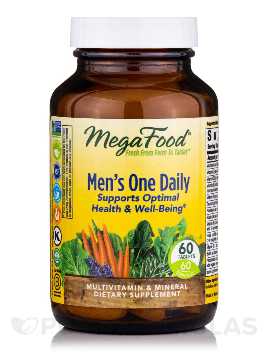Men's One Daily - 60 Tablets