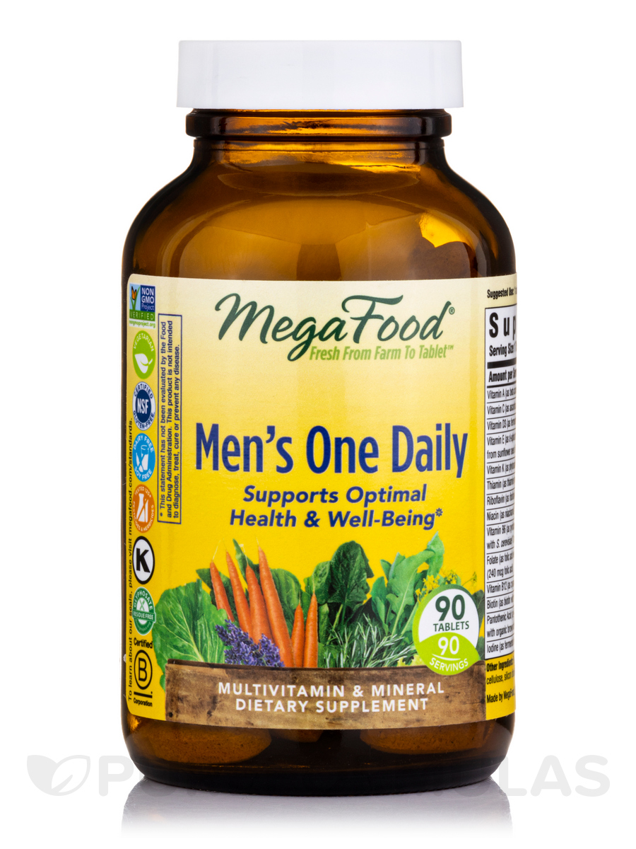 Men's One Daily - 90 Tablets