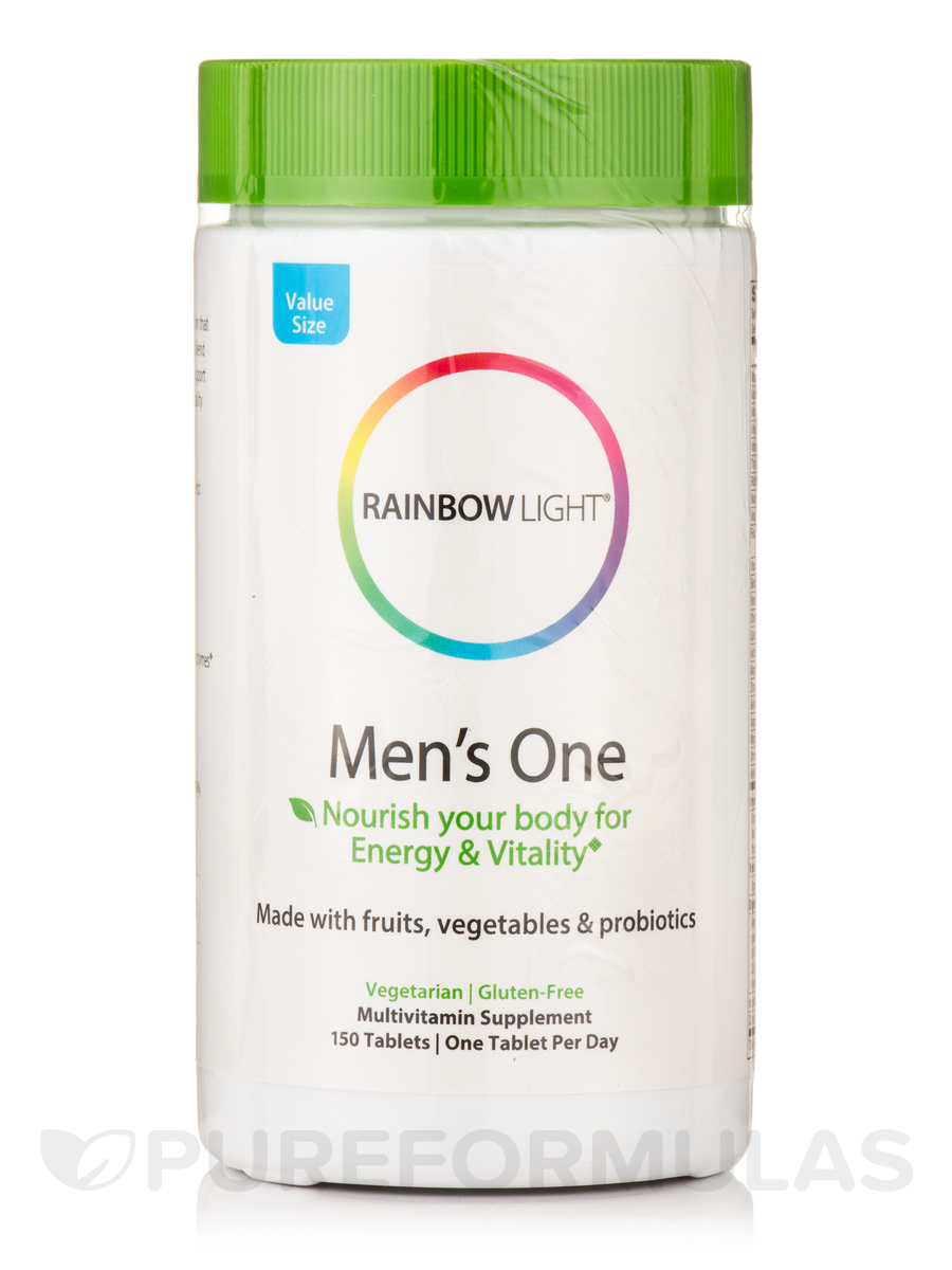 Men's One™ Multivitamin - 150 Tablets