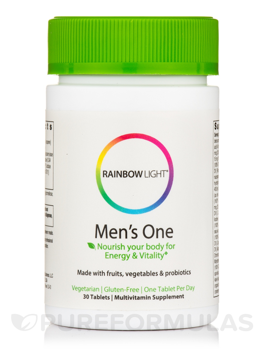 Men's One™ Multivitamin - 30 Tablets