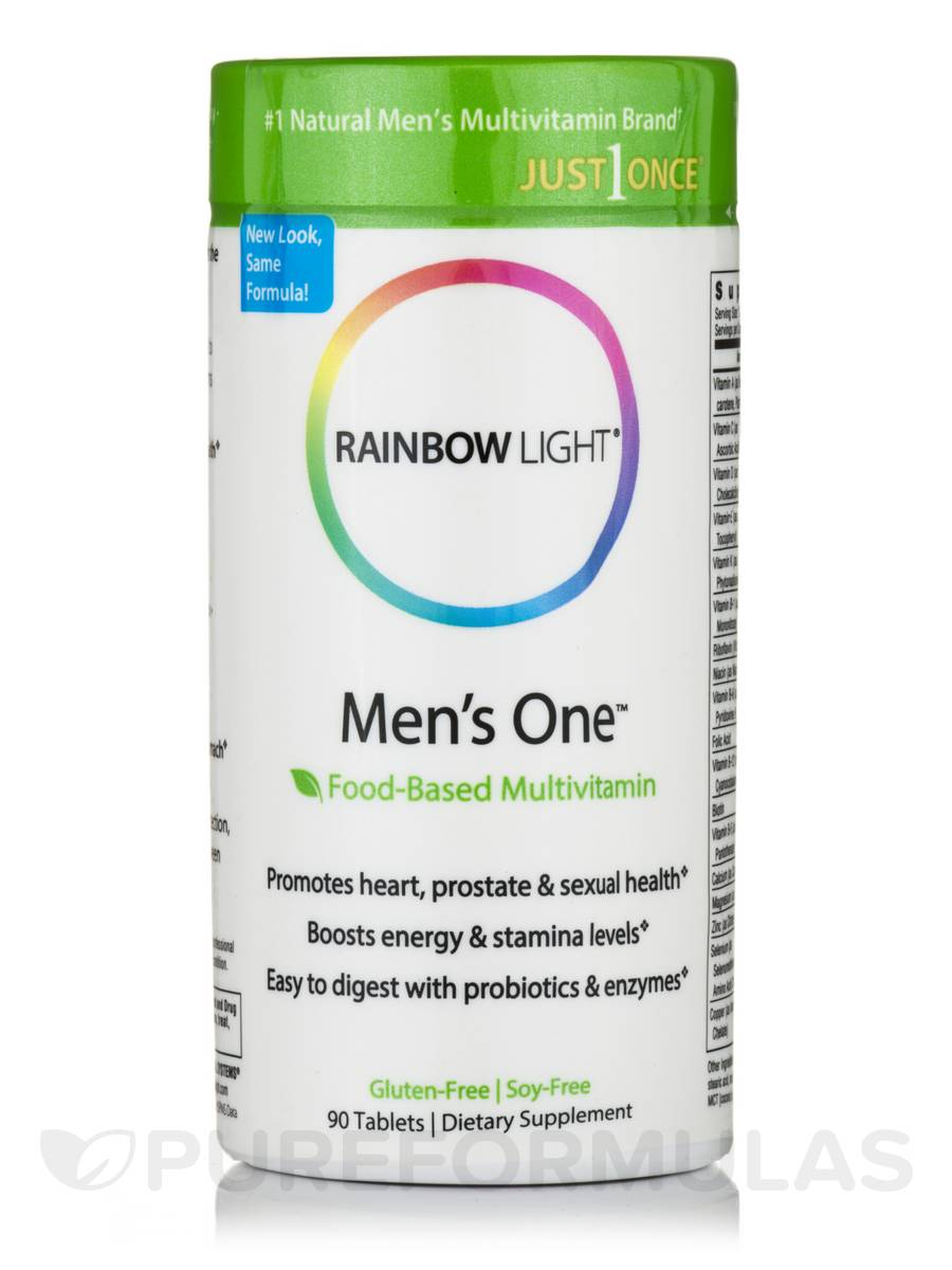 Men's One™ Multivitamin - 90 Tablets