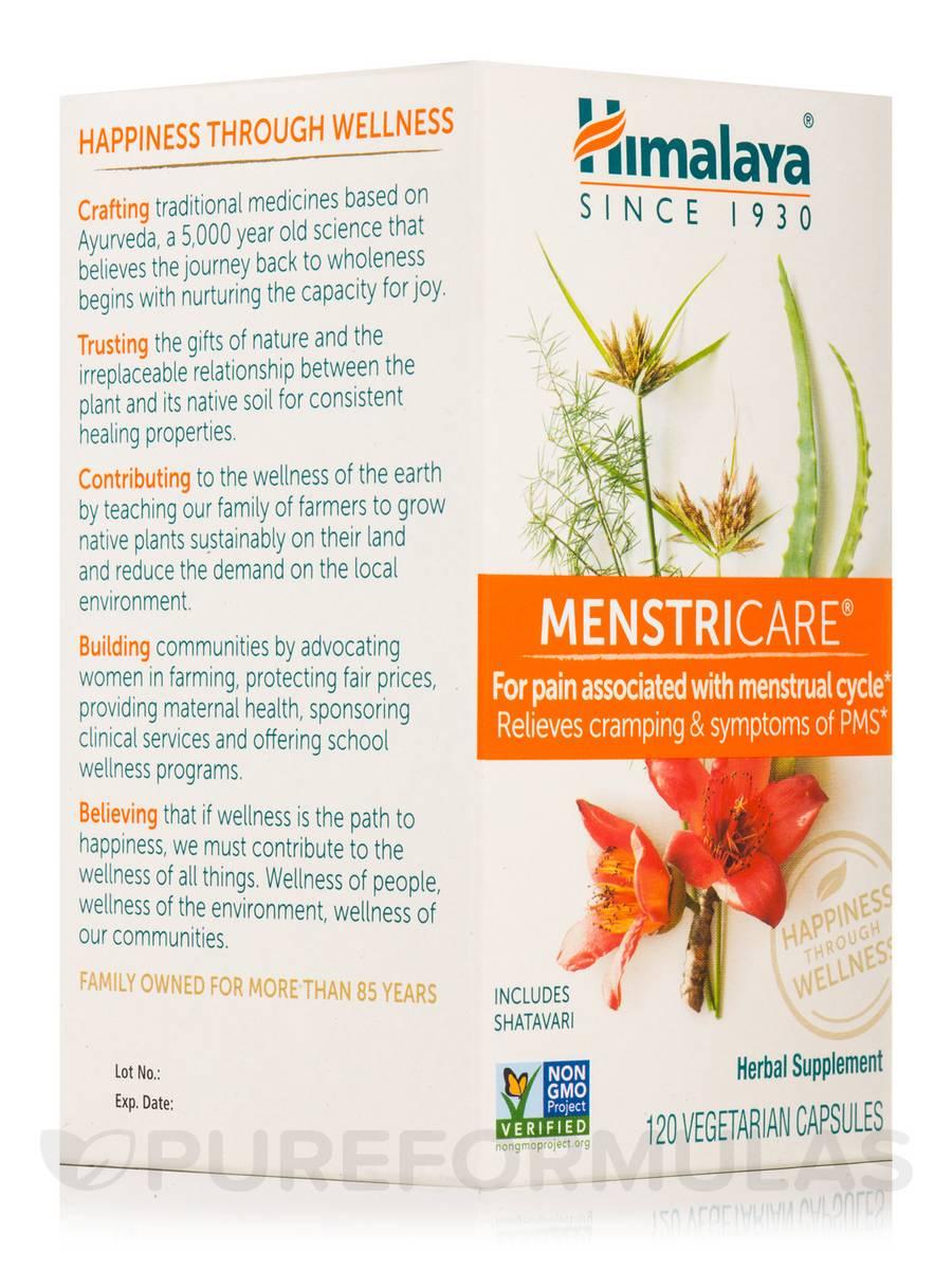 MenstriCare® - 120 Vegetarian Capsules
