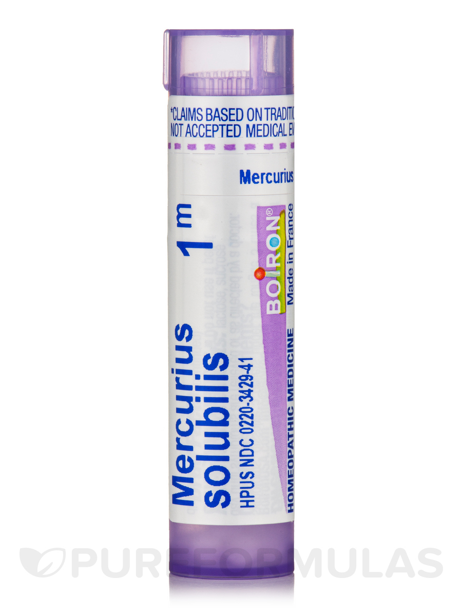 Mercurius Solubilis 1m