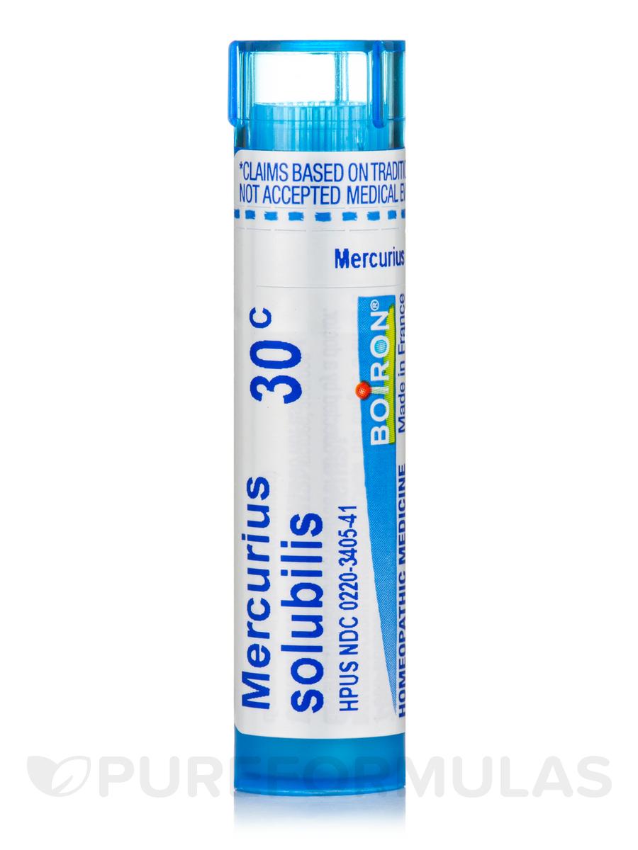 Mercurius Solubilis 30c