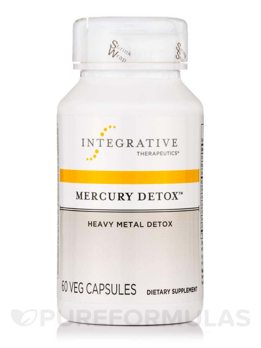 Mercury Detox™ - 60 Veg Capsules