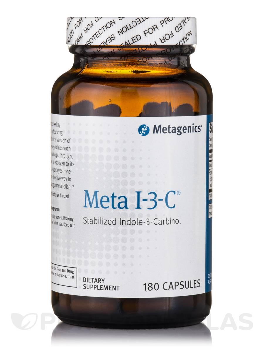 Meta I -3-C - 180 Capsules