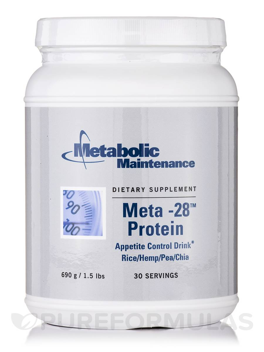 Meta-28 Protein - 30 Servings (1.5 lb / 690 Grams)