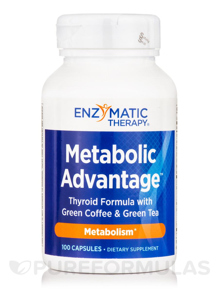 Metabolic Advantage™ Thyroid Formula - 100 Capsules