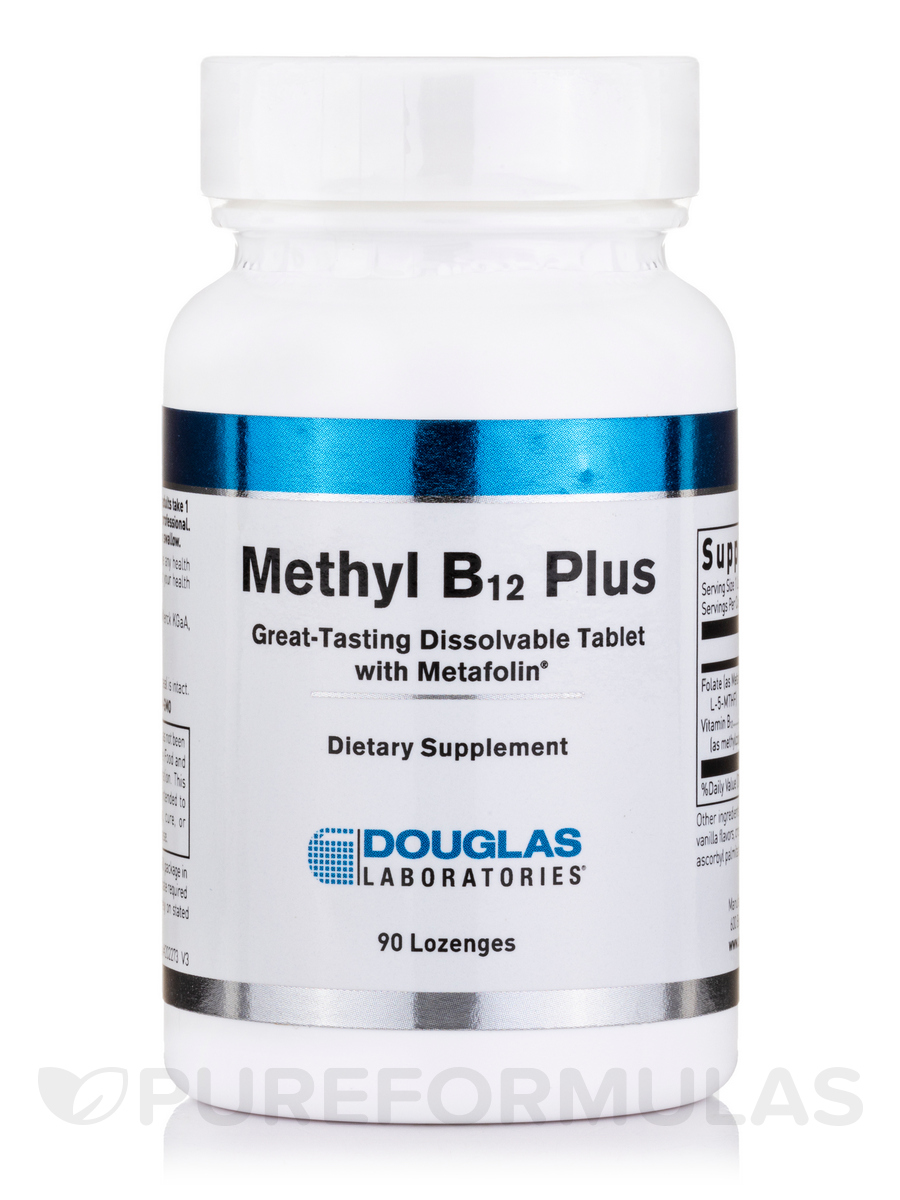 Methyl B12 Plus - 90 Lozenges