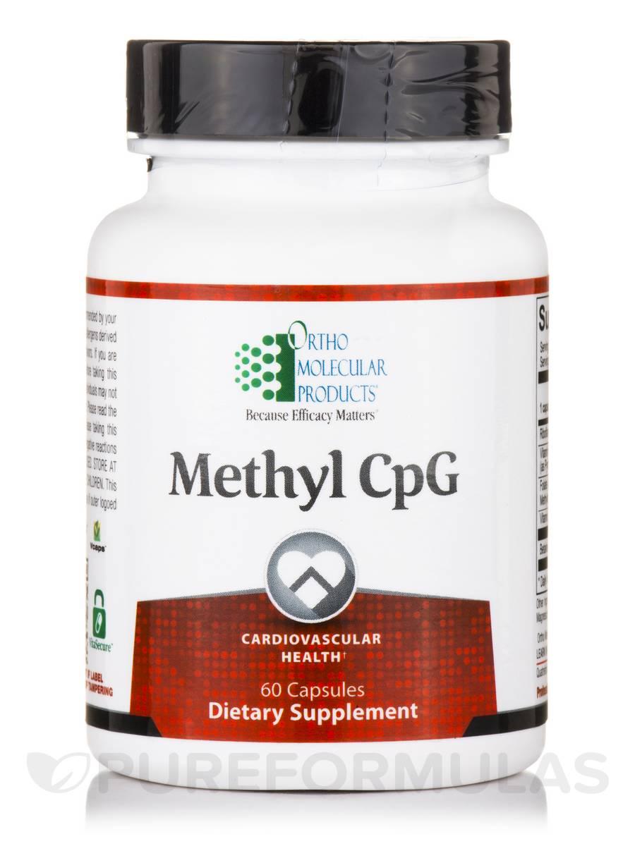 Methyl CpG - 60 Capsules