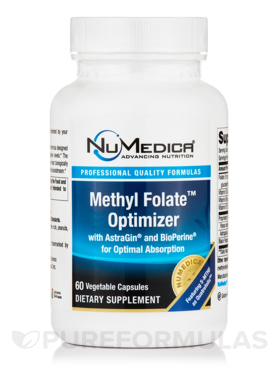 Methyl Folate™ Optimizer - 60 Vegetable Capsules