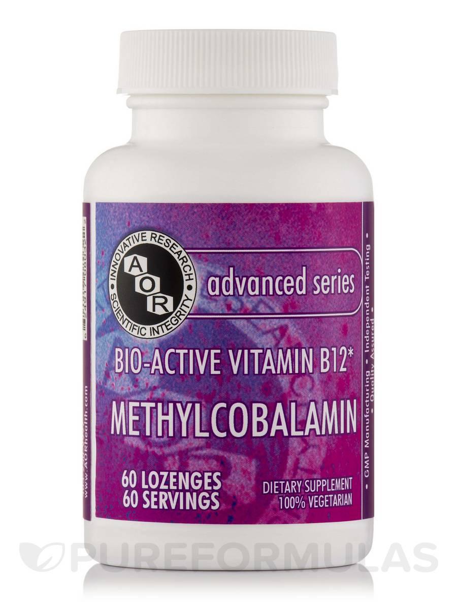 Methylcobalamin 5 mg - 60 Lozenges
