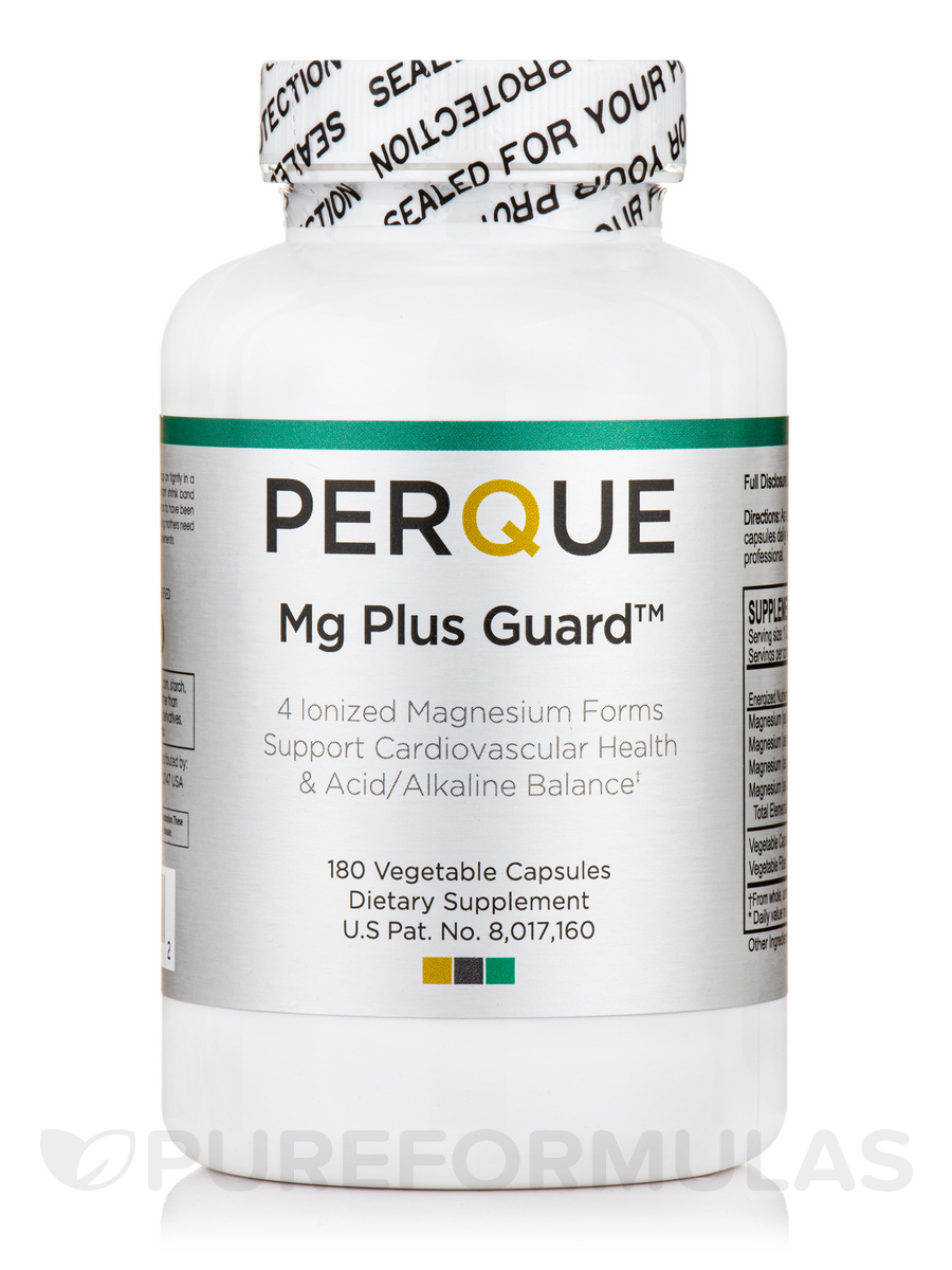 Mg Plus Guard - 180 Vegetable Capsules