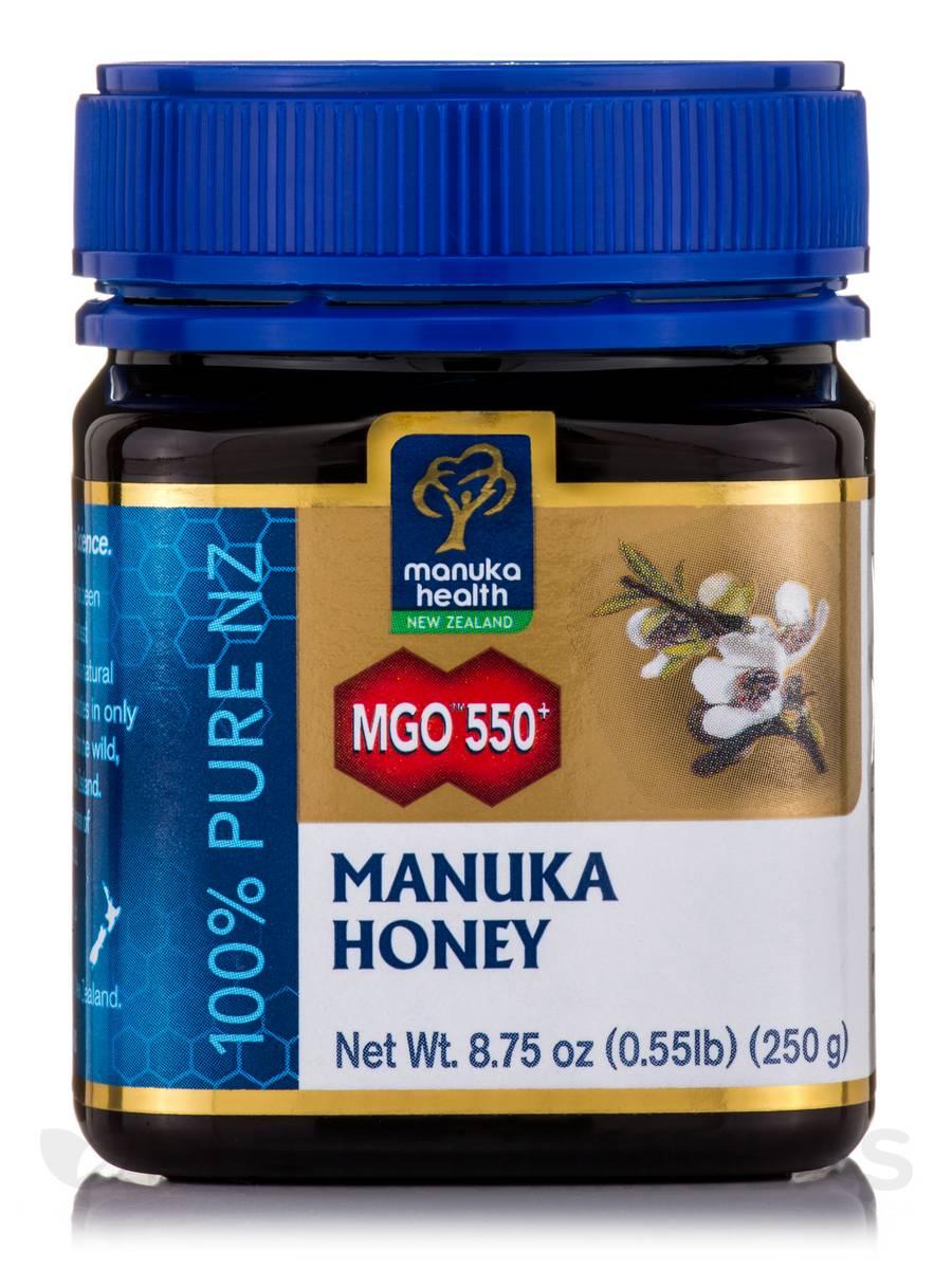 MGO™ 550+ Manuka Honey - 8.75 oz (250 Grams)