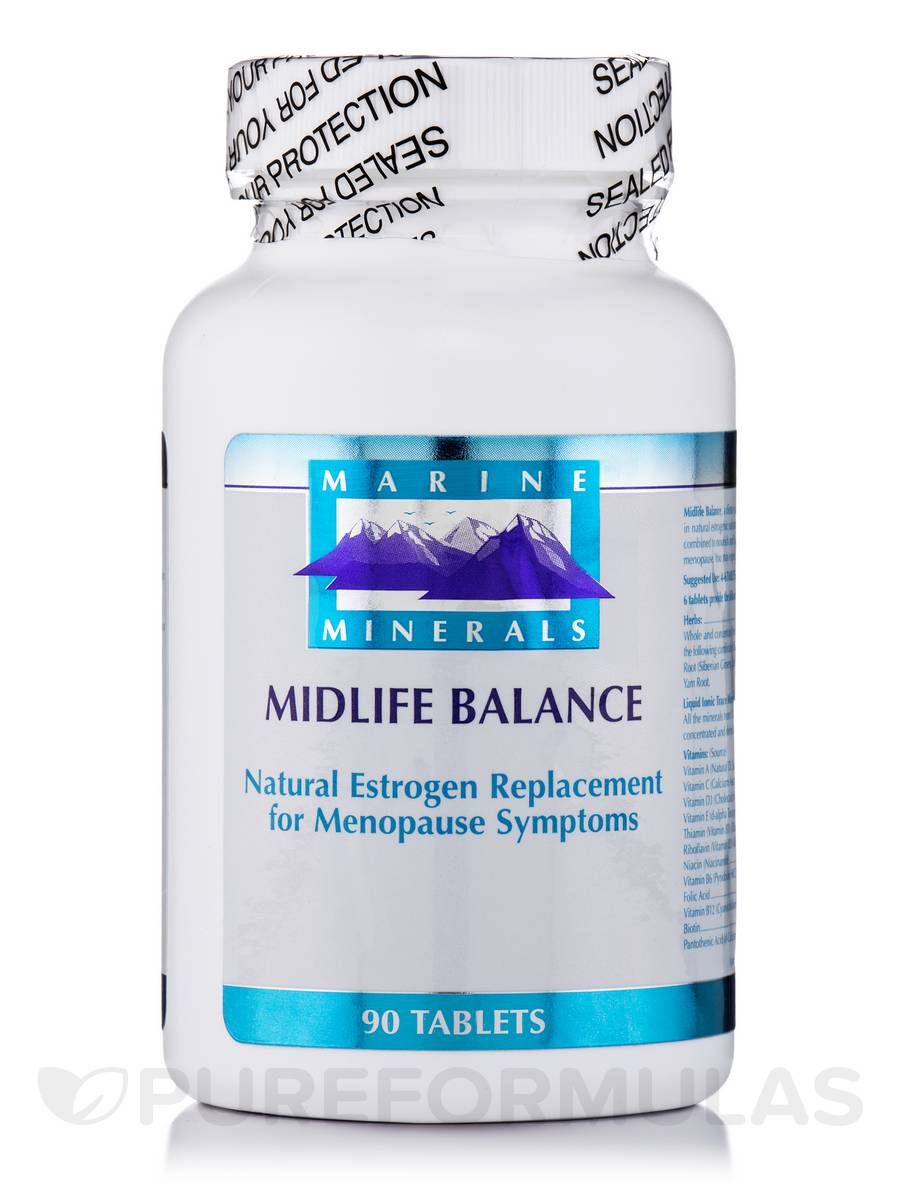 Midlife Balance - 90 Tablets