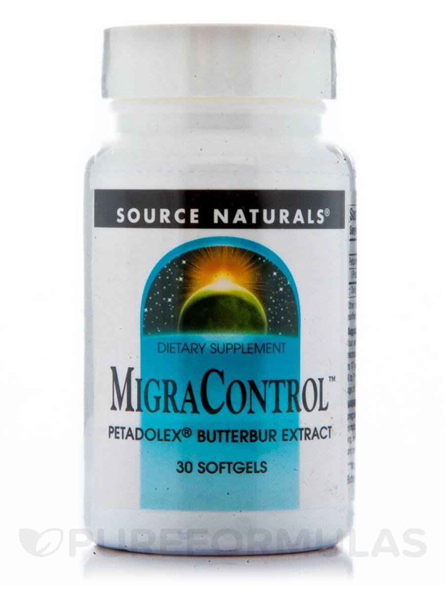 Migra Control 50 mg - 30 Softgels