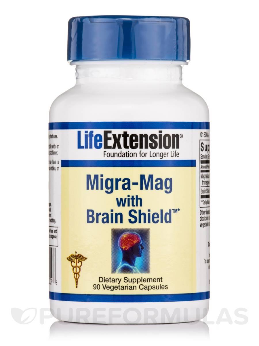Migra-Mag with Brain Shield™ - 90 Vegetarian Capsules