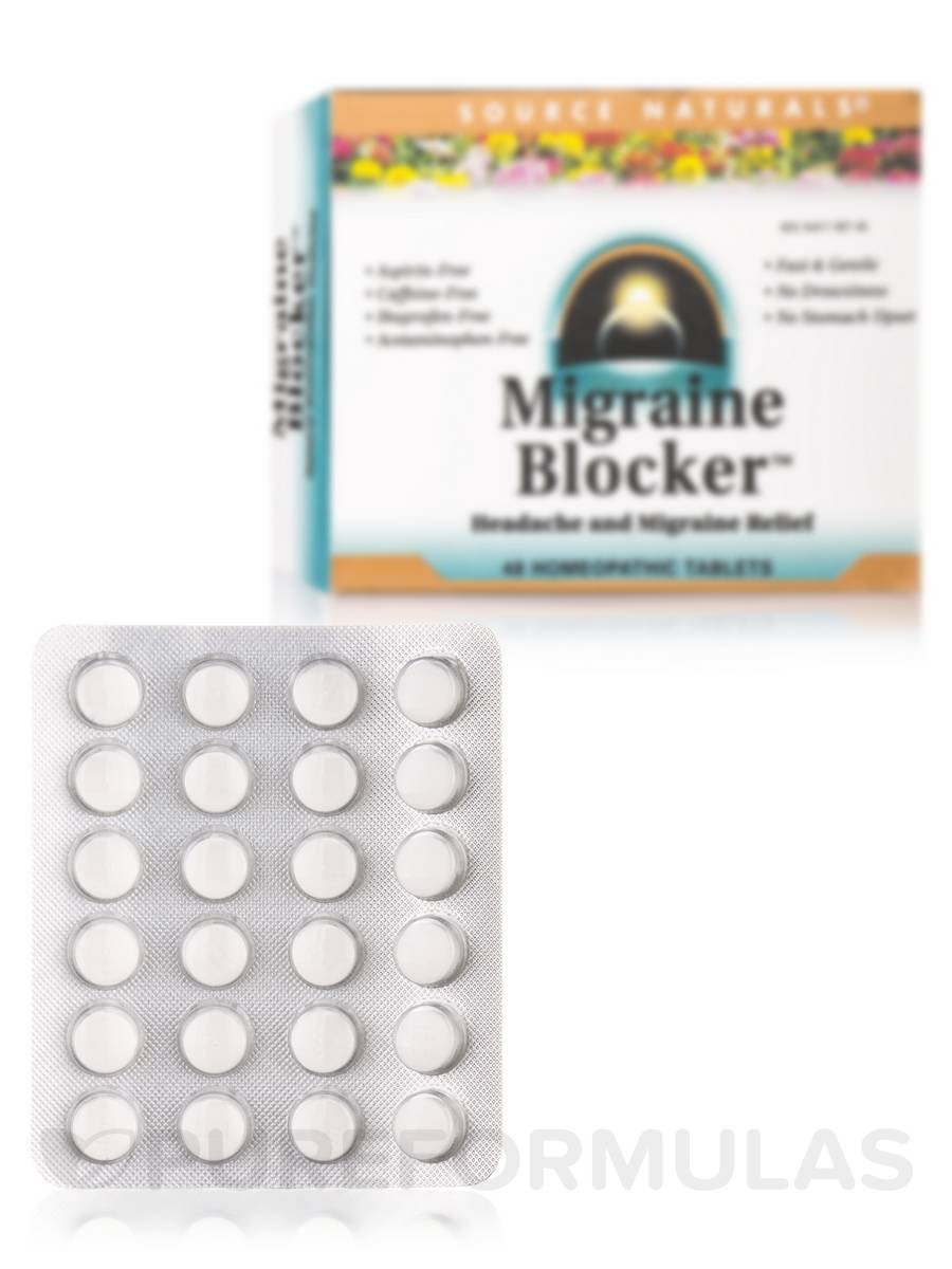 Migraine Blocker - 48 Tablets