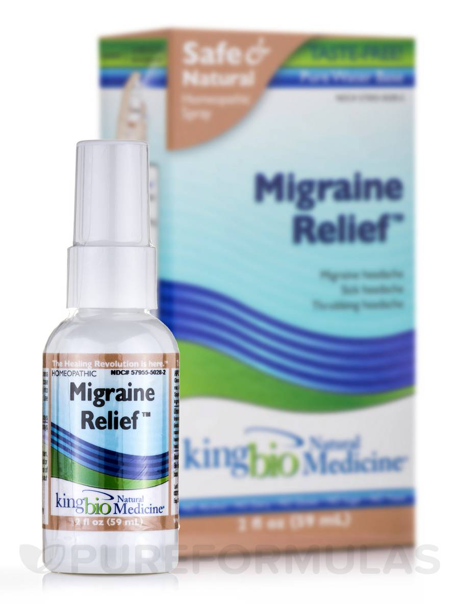 Migraine Relief - 2 fl. oz (59 ml)