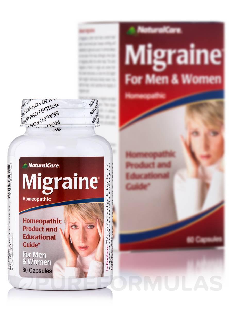 Migraine Relief - 60 Capsules