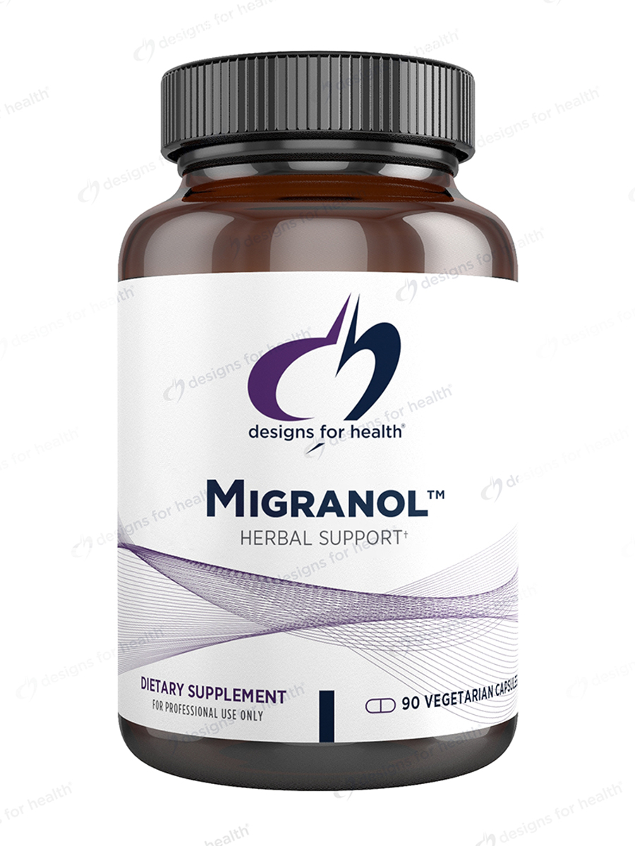 Migranol - 90 Vegetarian Capsules