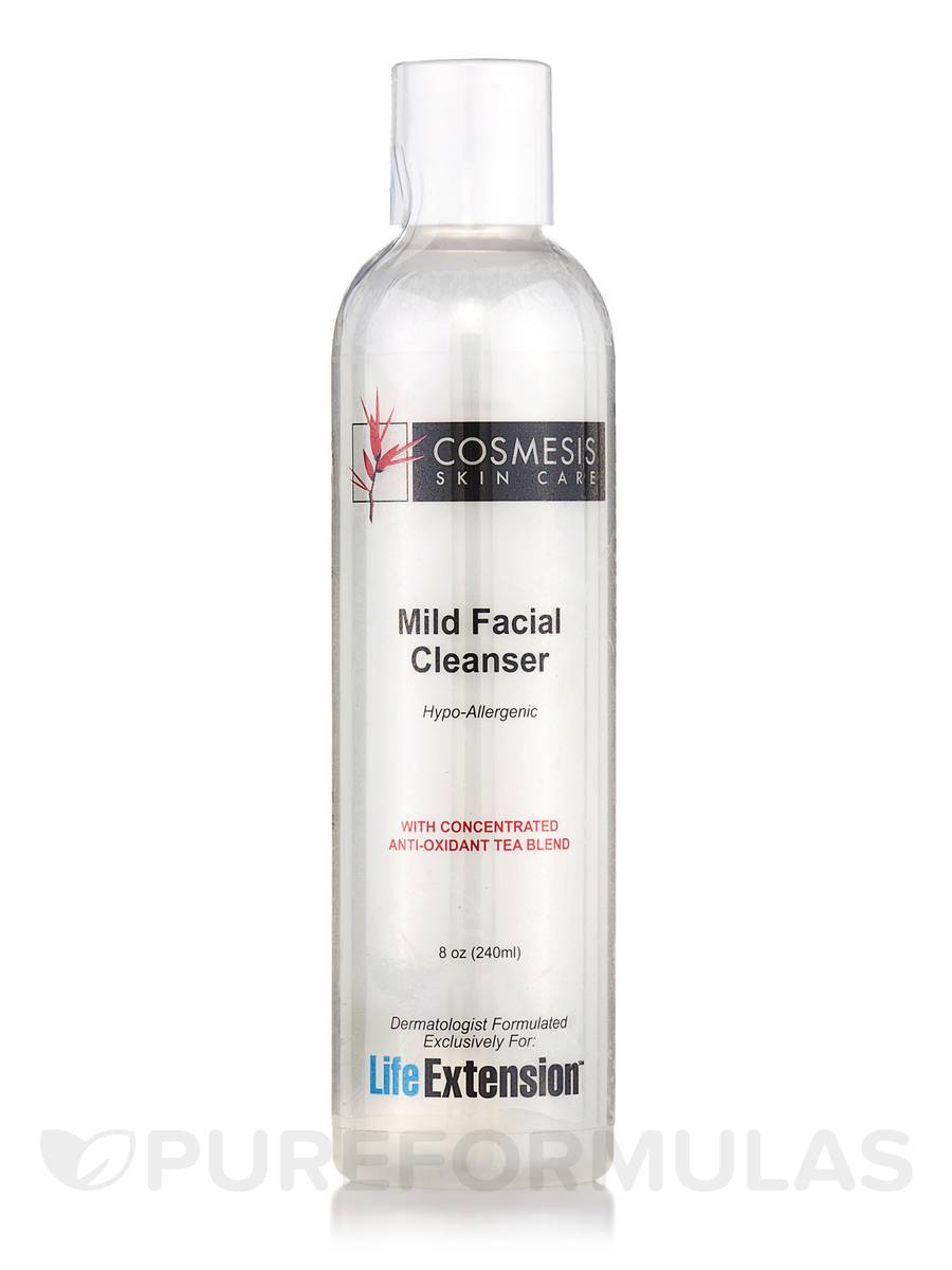 Mild Facial Cleanser - 8 oz (240 ml)