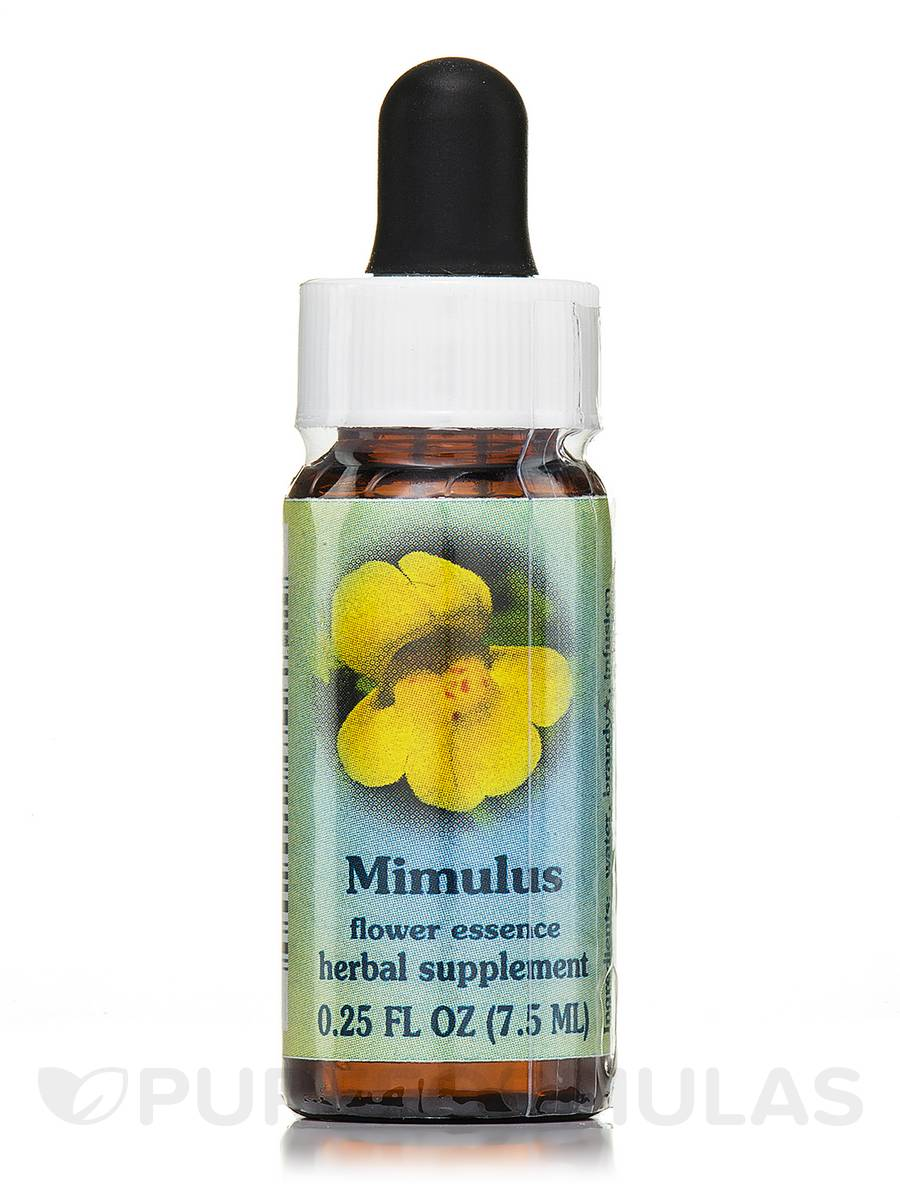 Mimulus Dropper - 0.25 fl. oz (7.5 ml)