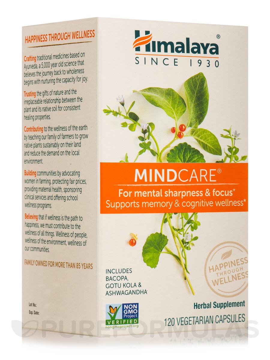 MindCare® Economy - 120 Vegetarian Capsules