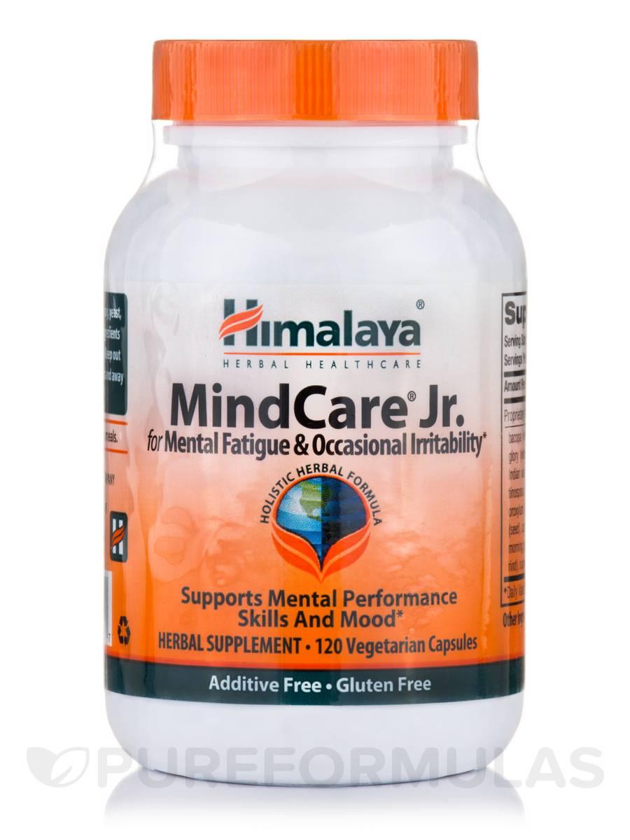 MindCare® Jr. - 120 Vegetarian Capsules