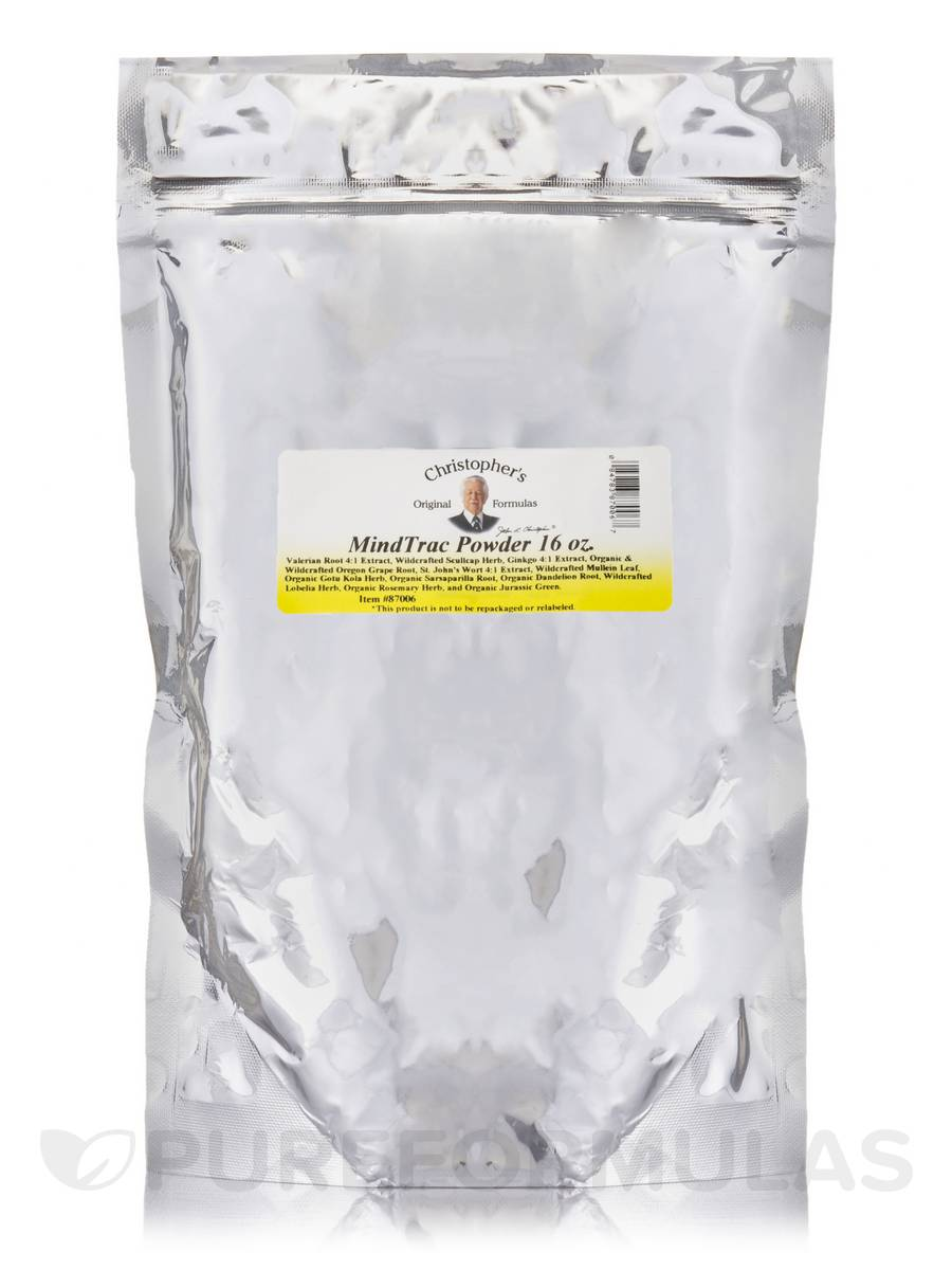 MindTrac Powder - 16 oz
